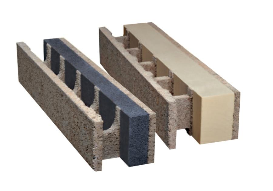 Blocchi Cemento Legno.Iso Span Gamma Dei Prodotti Prodotti Blocchi Cassero In